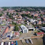 aerial-shot-of-woodbridge