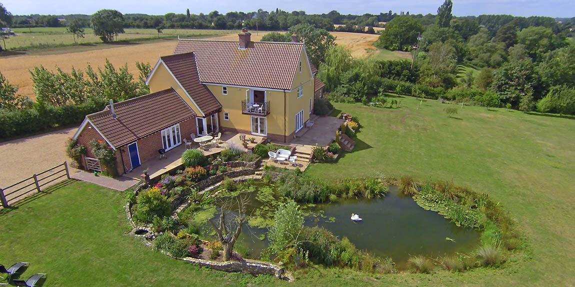 Aerial Photos of My House - An Overview - NorFolkDance